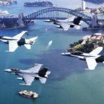 Australian air force
