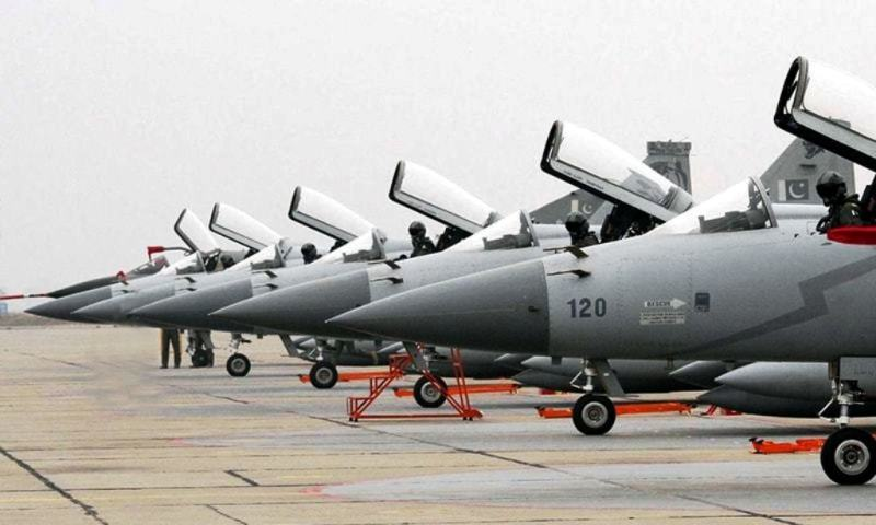 Pakistan air -power