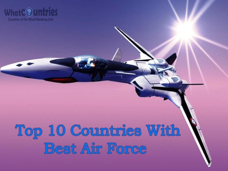 What Countries have the Best Air Force in the World