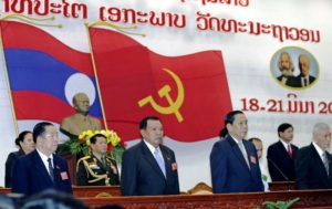 Laos Communist parties