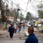 Tornado Strikes New Orleans