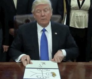 Trump Draws