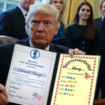 Trump Signs Decrees – and is Rolled Over for Them