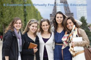 What Countries Have Virtually Free College Tuition