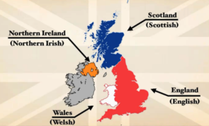 what is the difference between uk great britain and england